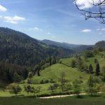 Alleine zu Fuss quer durch die Schweiz – Trans Swiss Trail Etappe 1
