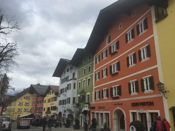 Ausflug nach Kitzbühel