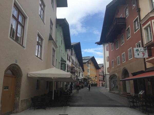 Promis in Kitzbühel