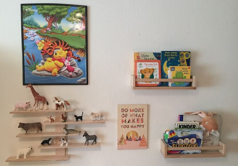 Glücks-Oase im Kinderzimmer